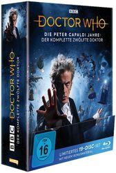 Die Peter Capaldi Jahre: Der komplette 12. Doktor