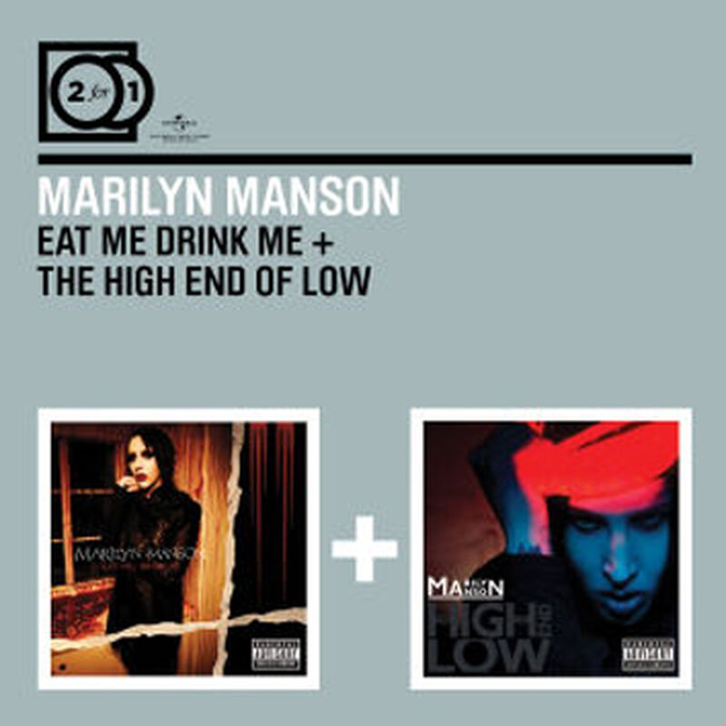 Eat me, drink me / The high end of low