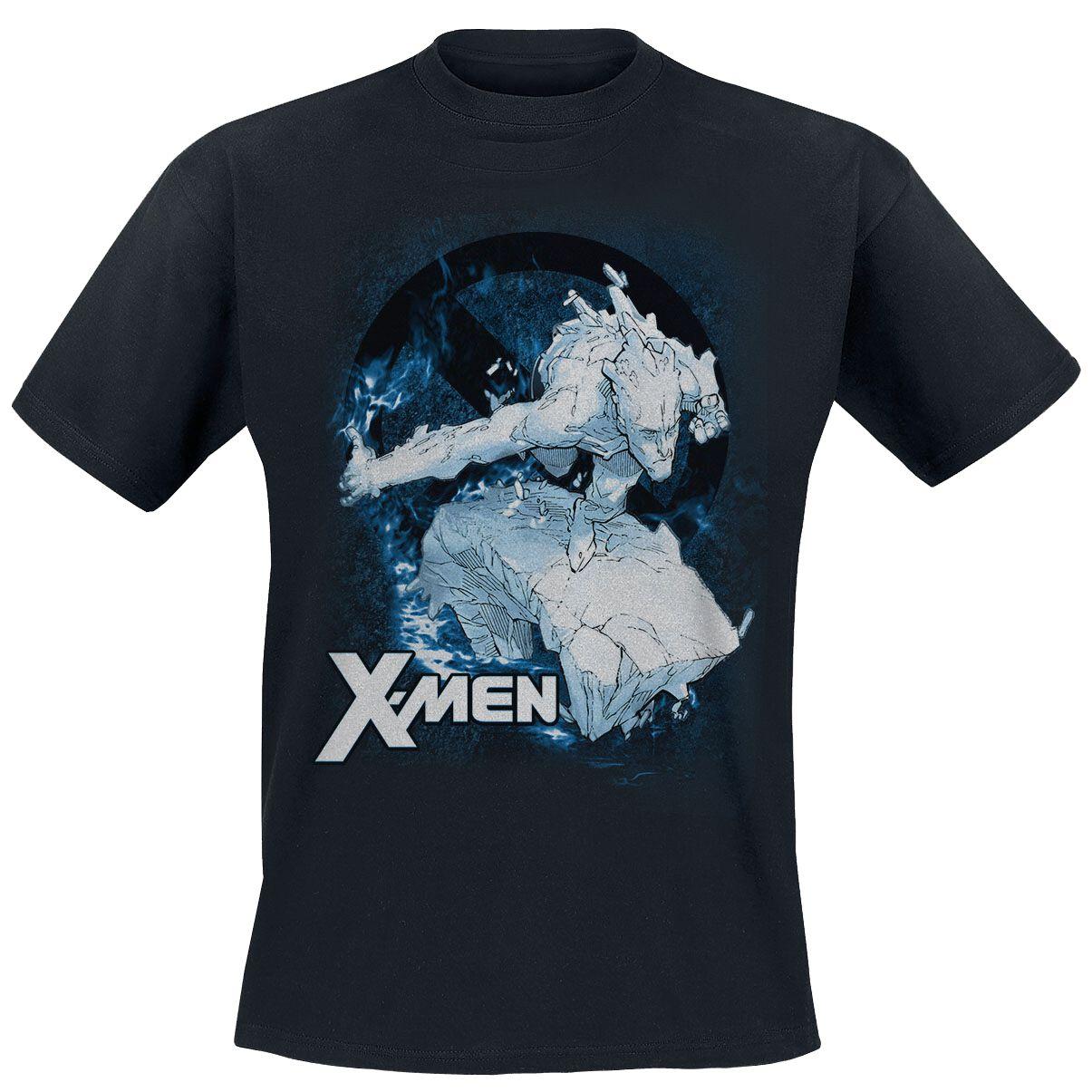 X-Men Iceman powered by EMP