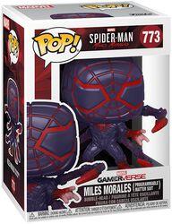 Miles Morales - Miles Morales (Programmable Matter Suit) Vinyl Figur 773