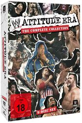 WWE: Attitude Era - The complete Collection