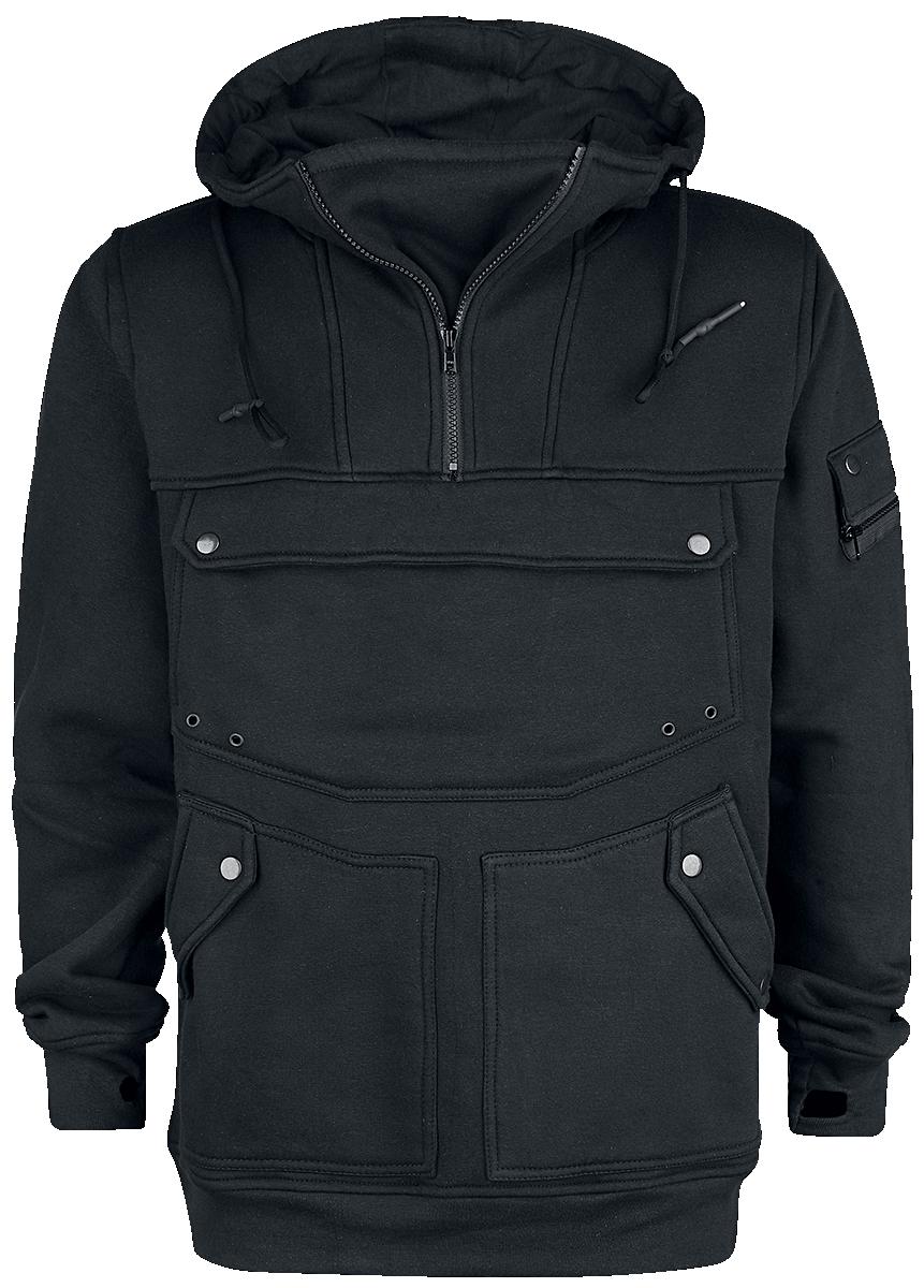 Heartless - Reid Hood - Hooded sweatshirt - black image