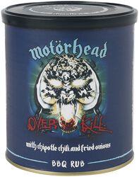 Overkill - BBQ Rub