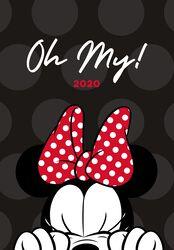 Minnie Maus 2020 A5 Kalenderbuch