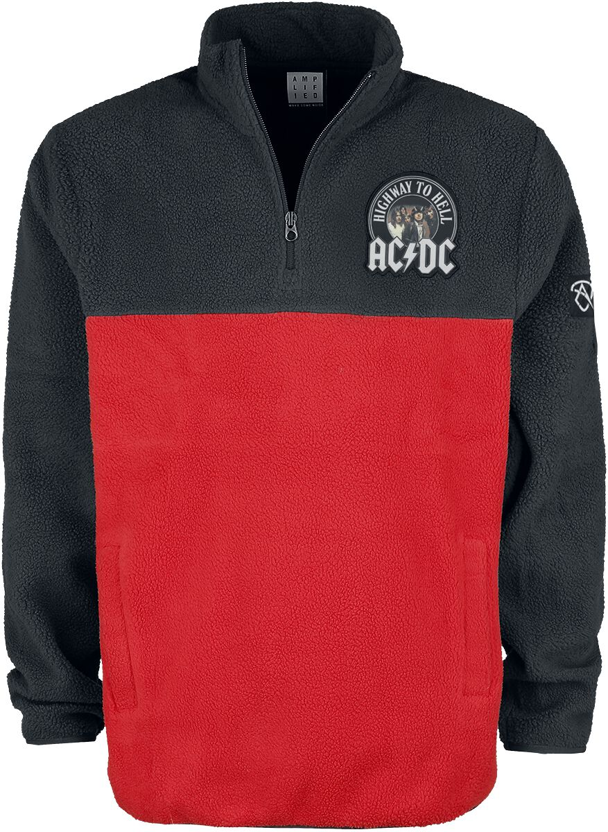 Image of AC/DC Amplified Collection - Highway To Hell Anniversary Jacke schwarz/rot