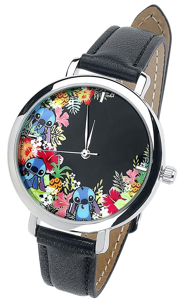 Lilo and Stitch - Stitch - Armbanduhren - multicolor