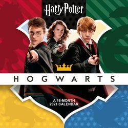 Wandkalender 2021 - Hogwarts
