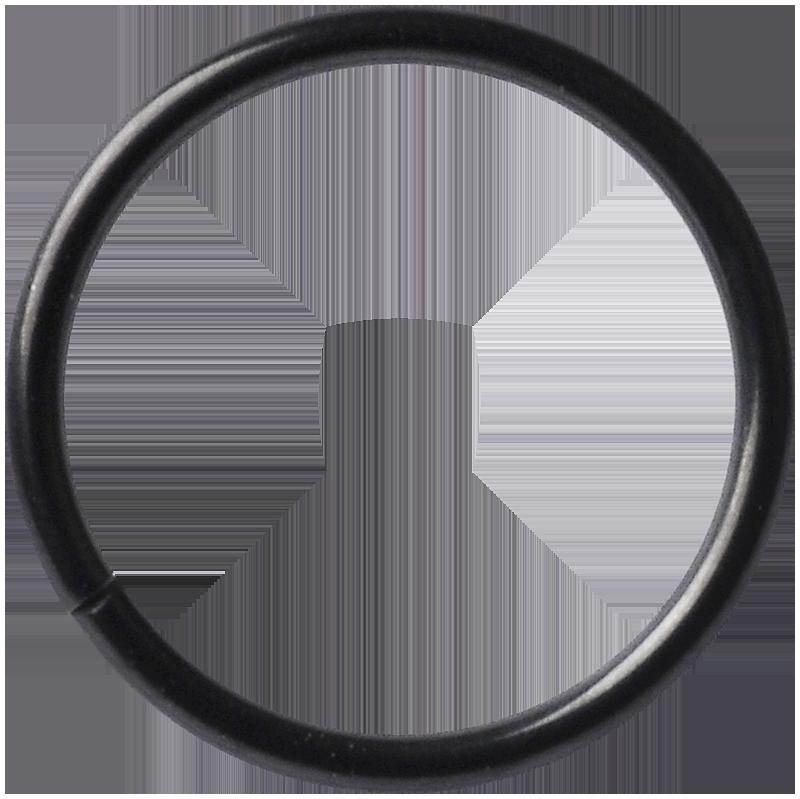 Wildcat - Continuous/ Seamless Black - Ring - schwarz