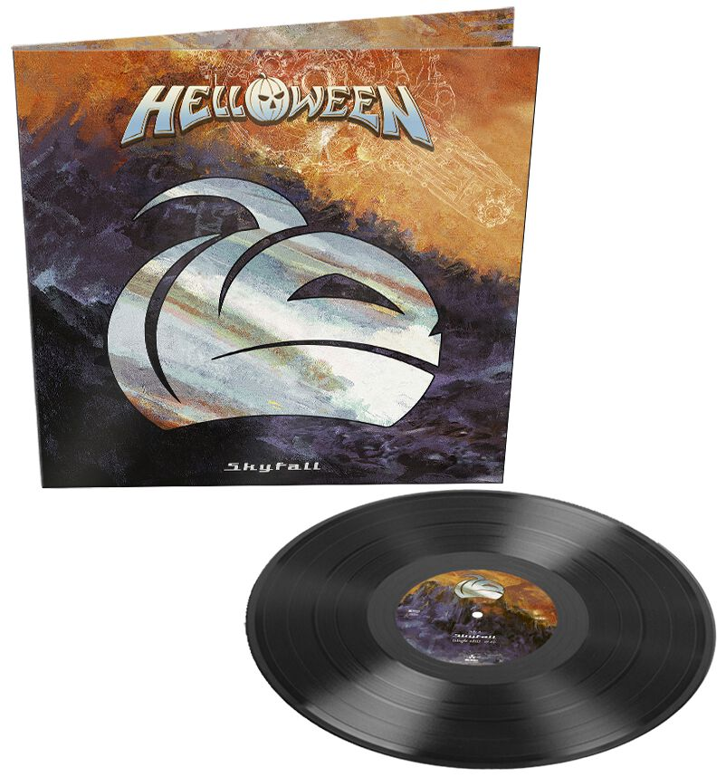 Image of Helloween Skyfall 12 inch-Single Standard