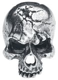 Alchemy Metal-Wear Ruination Skull Ring