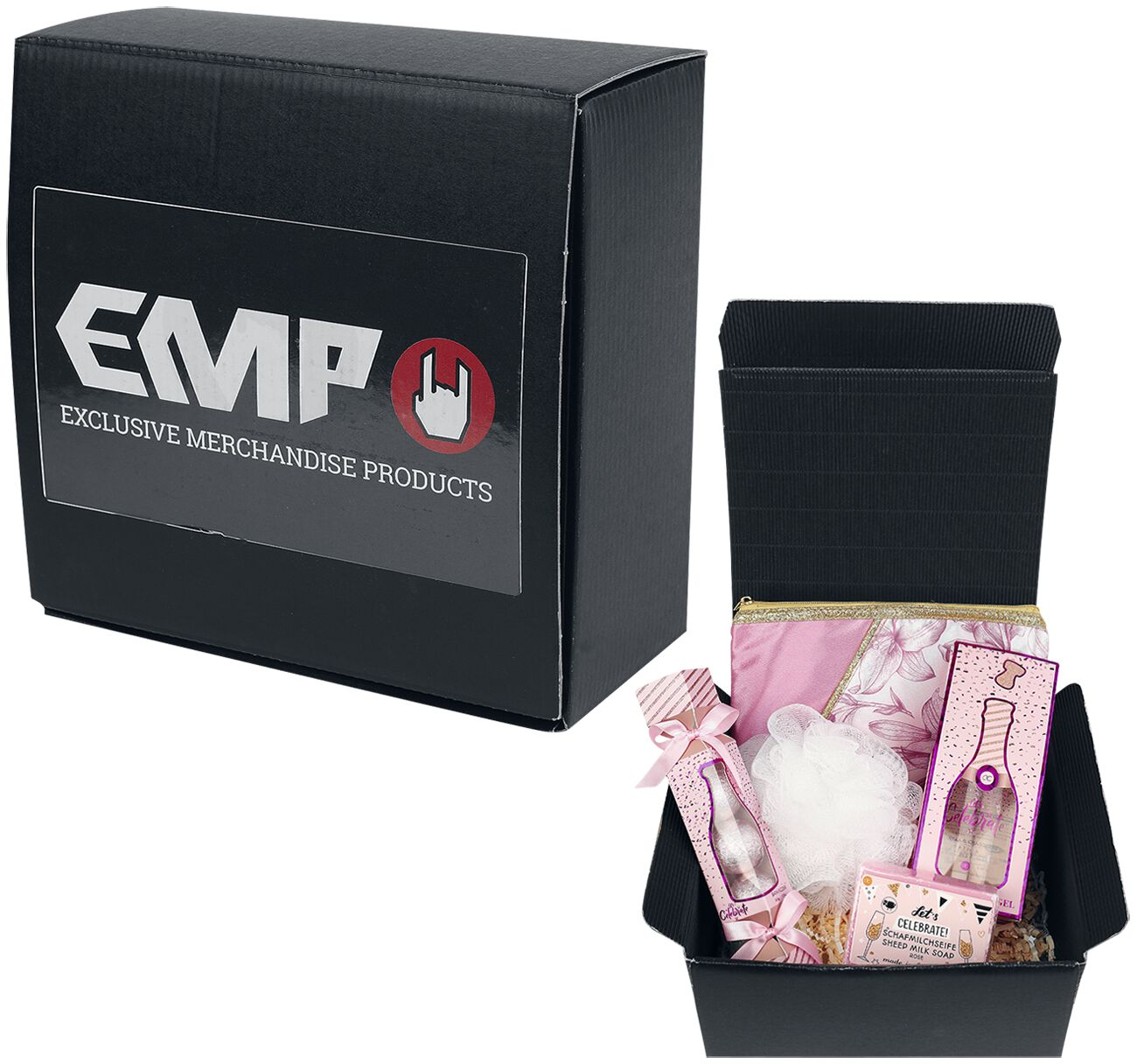 EMP Let´s Celebrate Geschenkbox  Pflegeset  Standard