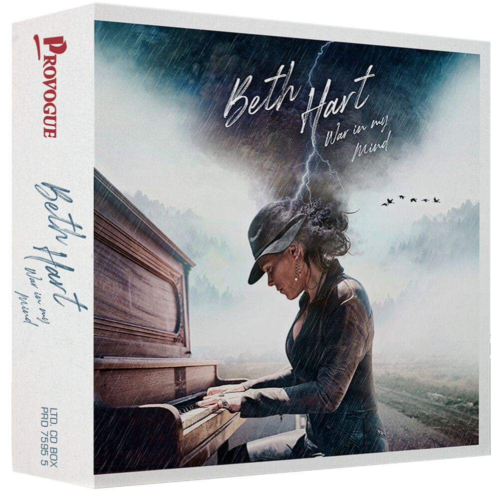 Image of Beth Hart War in my mind CD Standard