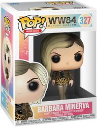 1984 - Barbara Minerva Vinyl Figur 327
