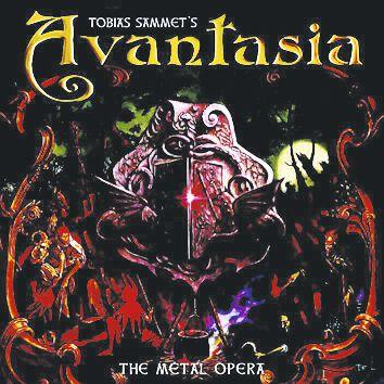 Image of Avantasia The Metal opera pt. I CD Standard