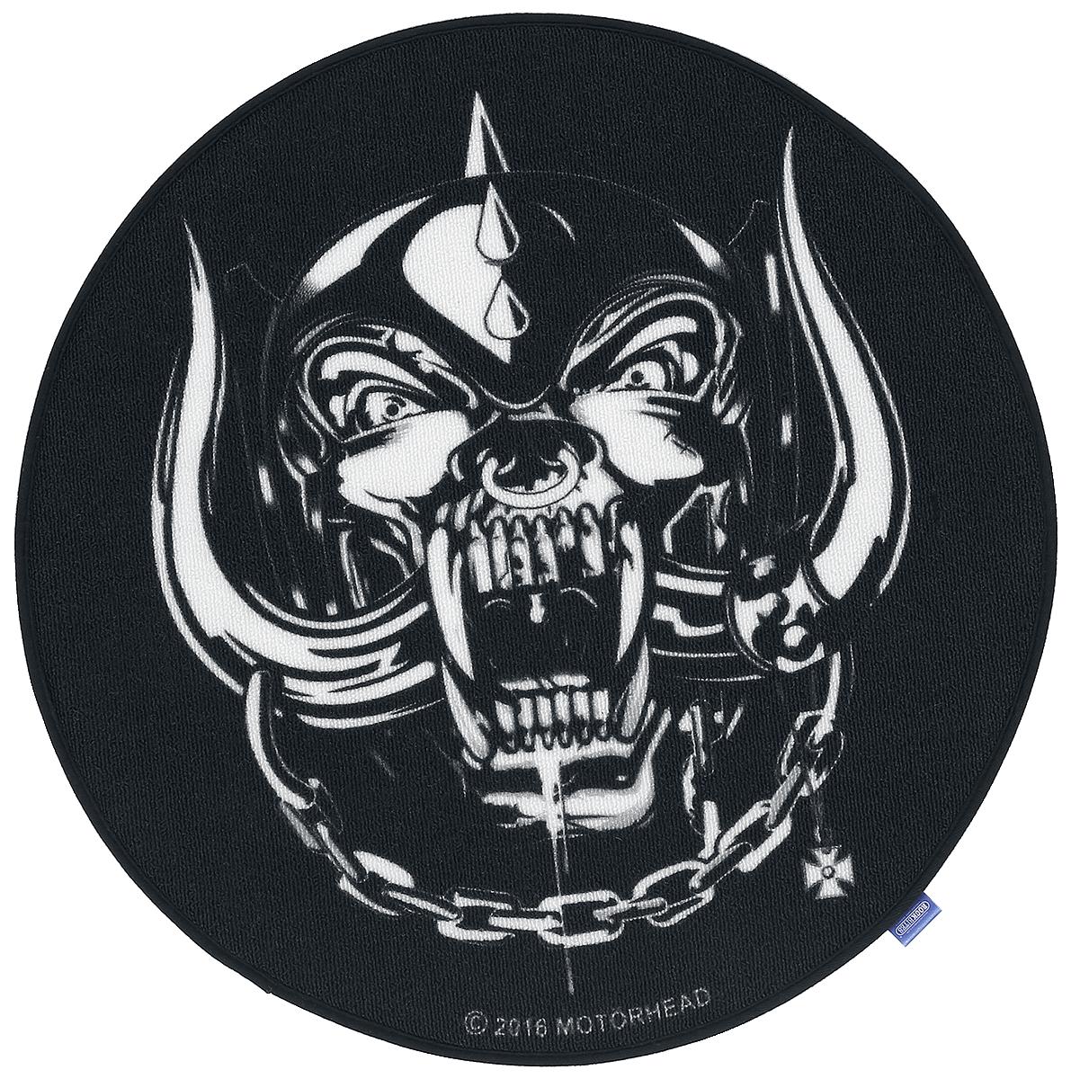 Motörhead - Warpig - Teppich - schwarz