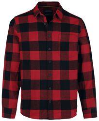 Men's Flanell Karo Shirt