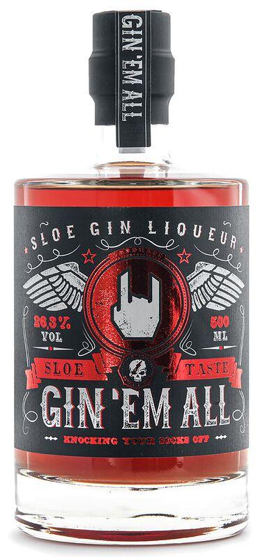Liqueur Sloe Gin