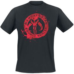 The Mandalorian - Red Logo