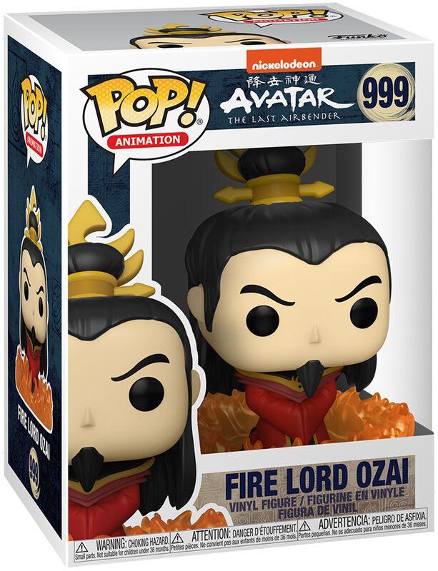Fire Lord Ozai Vinyl Figur 999