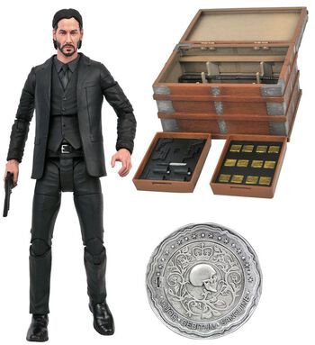 John Wick Box Set