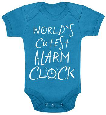 World`s Cutest Alarm Clock