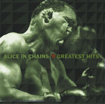 Image of Alice In Chains Greatest hits CD Standard