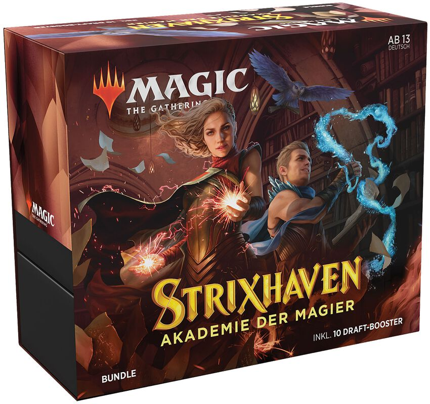 Strixhaven: School Of Mages - Bundle deutsch