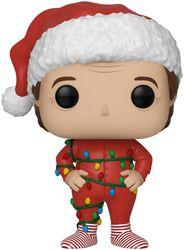 Santa Clause - Eine schöne Bescherung Santa with Lights Vinyl Figure