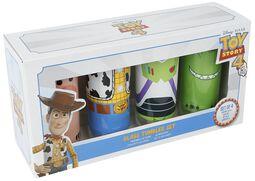 Buzz, Woody, Rex und Specki