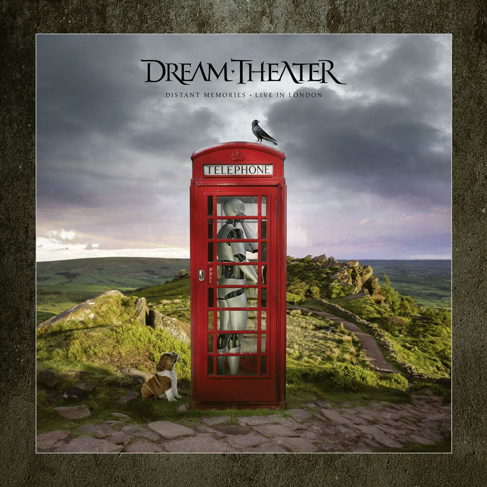 Image of Dream Theater Distant memories - Live in London 3-CD & 2-Blu-ray & 2-DVD Standard