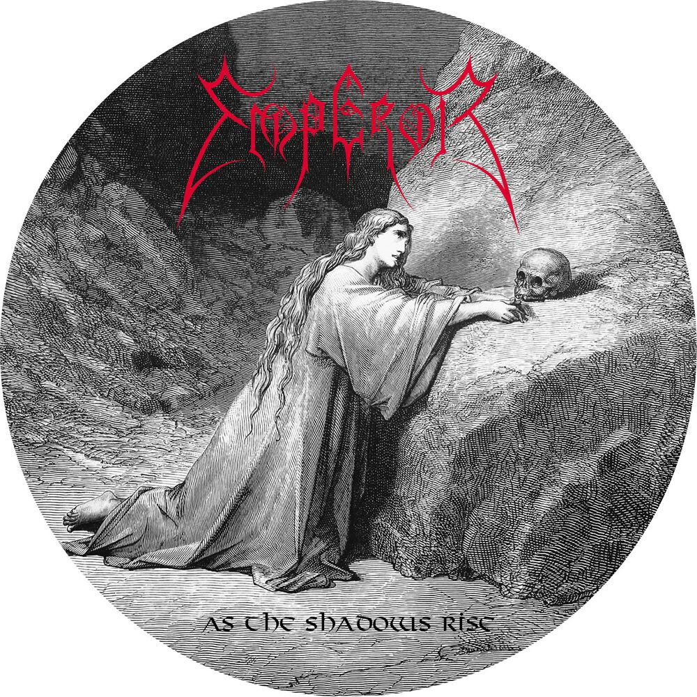 Image of Emperor As the shadows rise 12 inch-MAXI Picture
