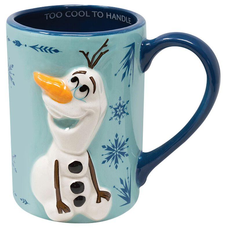 Olaf - 3D Tasse