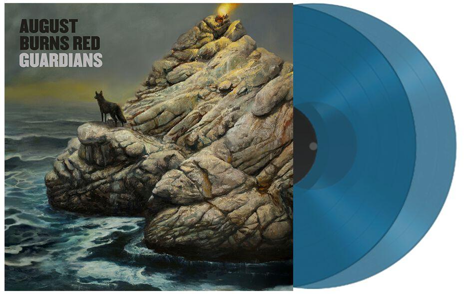 Image of August Burns Red Guardians 2-LP blau