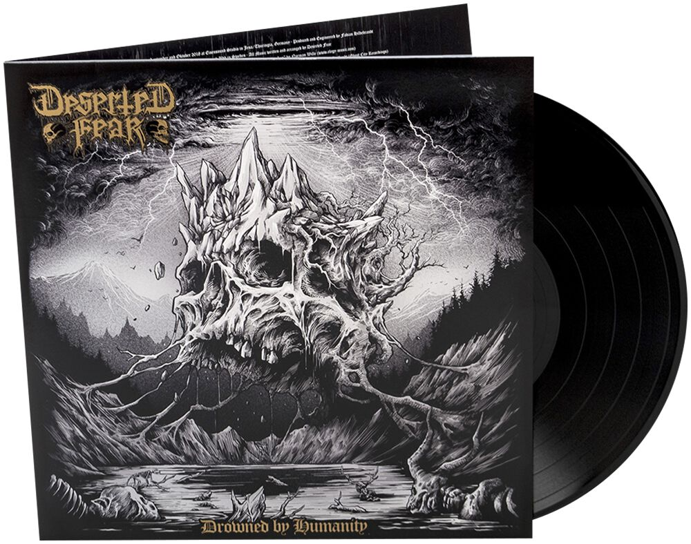 Drowned By Humanity Deserted Fear Lp Emp