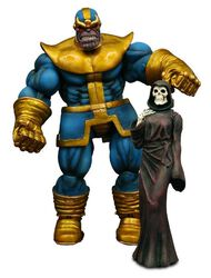 Marvel Select Actionfigur Thanos