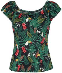 Lorena Tropicalia Top