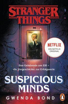 Suspicious Minds - Die offizielle deutsche Ausgabe