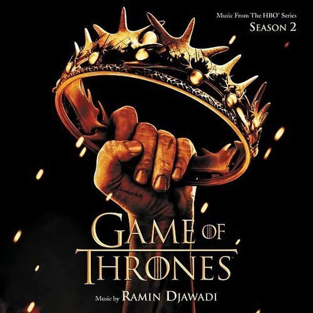 O S T Game Of Thrones Season 2 Game Of Thrones Cd Emp