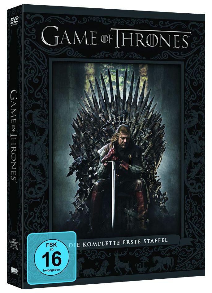 Image of Game Of Thrones Die komplette 1. Staffel 5-DVD Standard