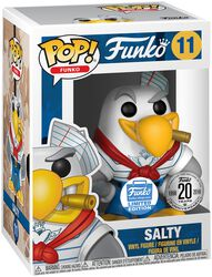 Spastik Plastik - Salty (Funko Shop Europe) Vinyl Figure 11
