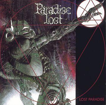 Paradise Lost Lost paradise CD multicolor 1070172PEV