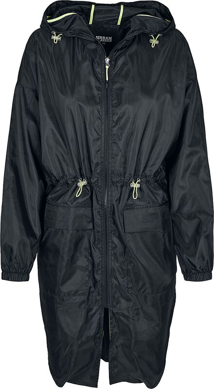 Ladies Light Parka