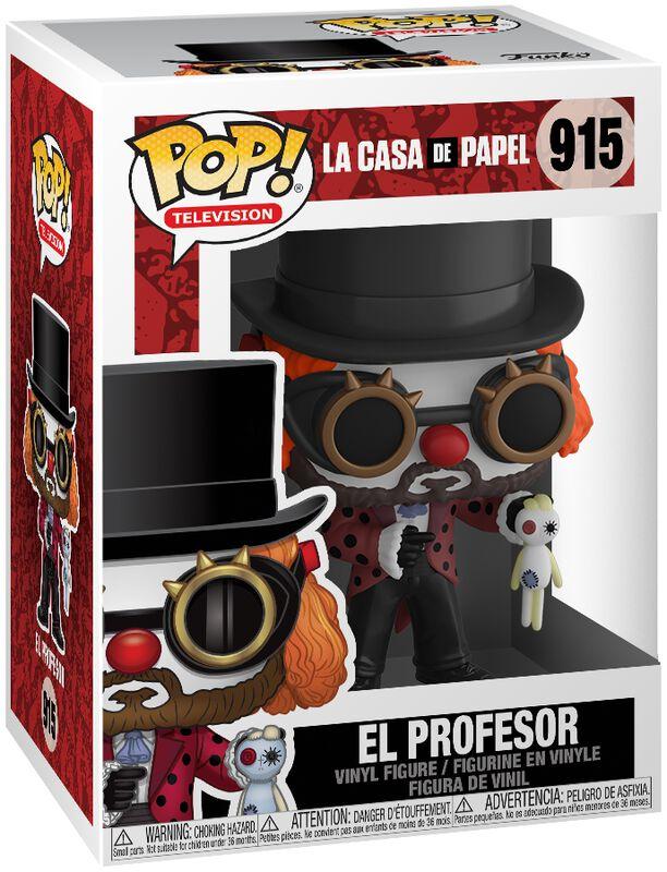 El Profesor Vinyl Figur 915