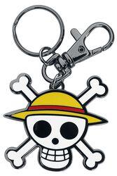 Skull - Luffy