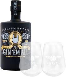 Classic Taste mit 2 Gläsern