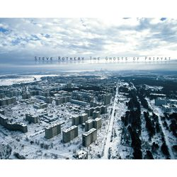 Steve Rothery The ghosts of Pripyat