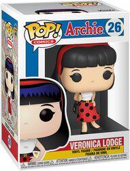 Veronica Lodge Vinyl Figur 26