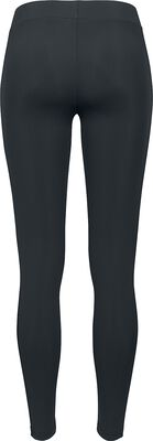 Ladies Tech Mesh Stripe Leggings