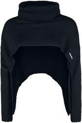 Pullover mit langen Seiten