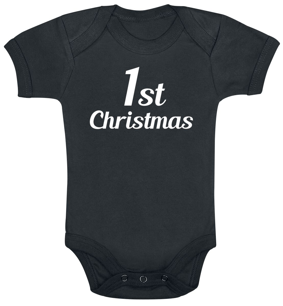 Image of 1st Christmas Body schwarz